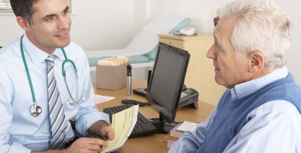 Letting older patients see the same GP reduces the likelihood of hospital admission