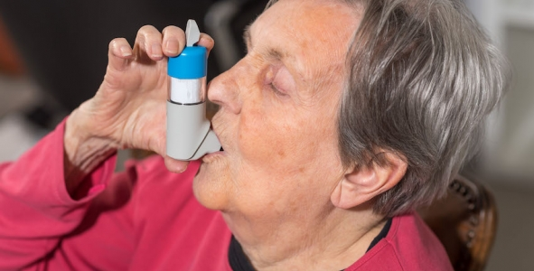 COPD flare-ups may only need 5 days of systemic steroids