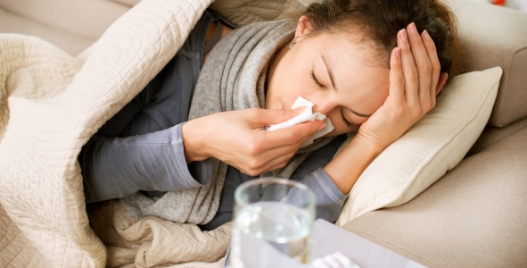 Flu consultations increase 78% in a week