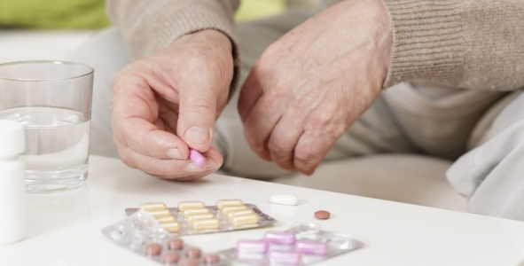 Anticholinergics linked to increased risk of dementia
