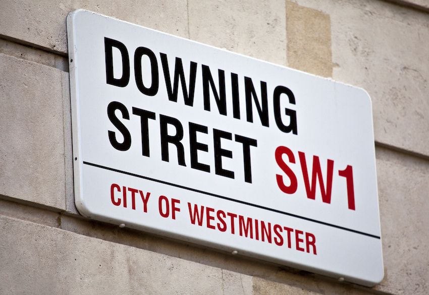 a downing street image